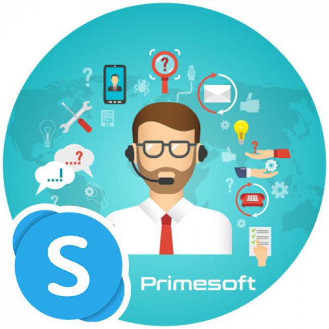 Υπηρεσία Απομακρυσμένης Εκπαίδευσης 1 ώρας σε εφαρμογές Primesoft