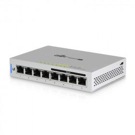 Ubiquiti UniFi Switch 8 Port PoE 60W Fully Managed Gigabit (US-8-60W)