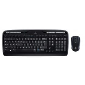 LOGITECH Keyboard/Mouse Wireless MK330