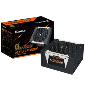GIGABYTE Power Supply 850W  Fully Modular B80+Plus Gold/B