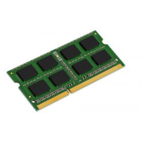 KINGSTON Memory KVR16LS11/8, DDR3 SODIMM, 1600MHz, Dual Rank, 8GB
