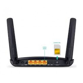 TP-LINK ROUTER TL-MR6400 WIRELESS  N, 4 G LTE