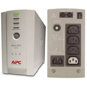APC Back UPS BK350EI CS 350VA Stand By