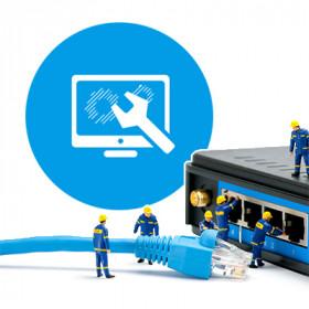 Υπηρεσία Εγκατάστασης & Παραμετροποίησης Δικτύου