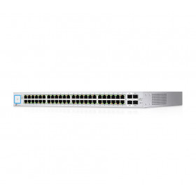 UniFi Switch 48 Port Managed Non-PoE Gigabit Switch with SFP (US-48)