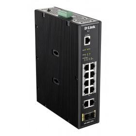 D-LINK DIS-200G-12PS SWITCH  8XGB POE,2xGB,2xSFP