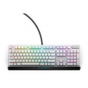 DELL Alienware Mechanical Gaming Keyboard Low Profile RGB - AW510K - Lunar Light