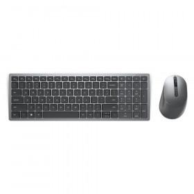 DELL Keyboard & Mouse KM7120W Greek Wireless