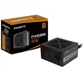 GIGABYTE Power Supply 450W  B80+Plus BRONZE/B