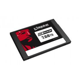 KINGSTON SSD SEDC500R/7680G, 7680GB, SATA III, 2.5
