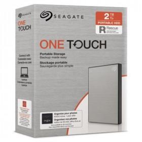 SEAGATE  HDD EXT. OneTouch HDD 2TB, STKB2000401, USB3.0, 2.5, SILVER
