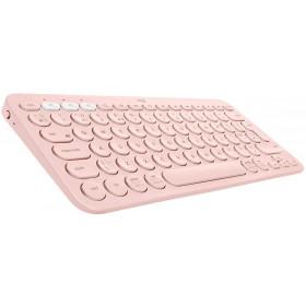 LOGITECH Keyboard Blueetooth K380 Rose