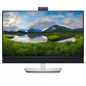 DELL 27 VIDEO CONFERENCING MONITOR C2722DE 23.8 , QHD IPS, HDMI, DisplayPort, USB-C, Webcam, Height Adjustable, 3YearsW