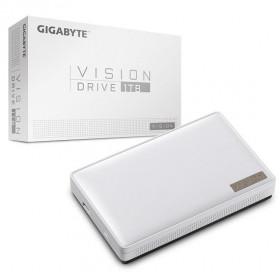 GIGABYTE SSD VISION DRIVE 1TB, USB 3.2 Type-C