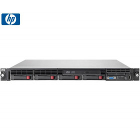 SERVER HP DL360 G6 2xE5540/2x4GB/P410i-256MBnB/4xSFF/DVD