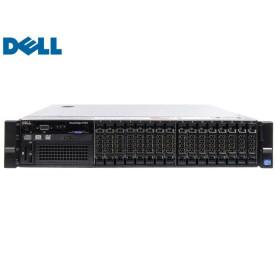 SERVER DELL R720 2x2640/2x8GB/H710m-512wB/8xLFF/2x1100W