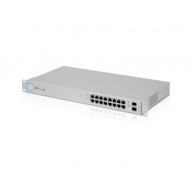 Ubiquiti UniFi Switch 16 Port Managed PoE+ 150W Gigabit with SFP (US-16-150W)