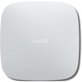 AJAX - HUB 7561 Ασύρματη κεντρική μονάδα GSM/Ethernet , σε λευκό χρώμα