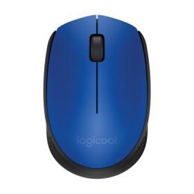 LOGITECH Mouse Wireless M171 Blue