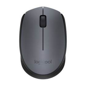 LOGITECH Mouse Wireless M171 Black