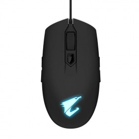 GIGABYTE MOUSE OPTICAL GAMING  AORUS M2 USB BLACK