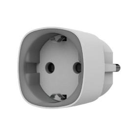 AJAX - Socket Έξυπνη Ασύρματη μπρίζα με ένδειξη κατανάλωσης Λευκή