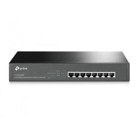 TP-LINK 8-Port Gigabit PoE+ Switch, 8 Gigabit