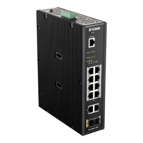 D-LINK DIS-200G-12PS SWITCH  8XGB POE,2xGB,2xSFP