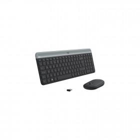 LOGITECH Keyboard/Mouse Wireless MK470
