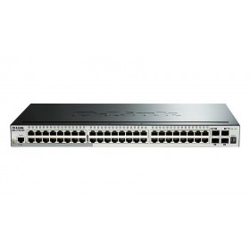 DLINK DGS-1510-52X STACKABLE SMART MANAGE SWITCH