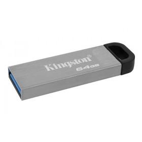 KINGSTON USB Stick Data Traveler DTKN/64GB,USB 3.2, Silver
