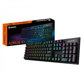 GIGABYTE KEYBOARD GAMING MECHANICAL AORUS K1