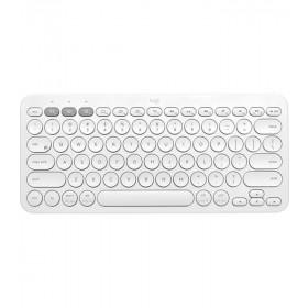 LOGITECH Keyboard Blueetooth K380 White