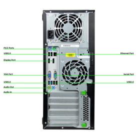 SET G2 HP ELITEDESK 800 G1 MT I3-4150/4GB/500GB/DVDRW