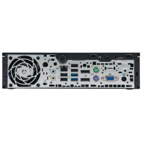 SET GA HP 800 G1 USDT I5-4570S/8GB/256GB-SSD-NEW/DVDRW