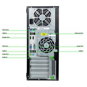 SET GA+ HP 800 G1 MT I5-4570/8GB/256GB-SSD-NEW/DVD/WIN10HI R