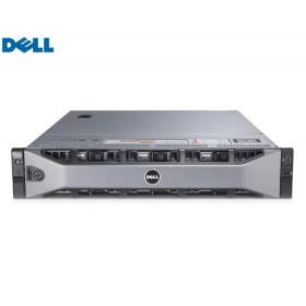 SERVER DELL R720xd 2xE5-2630/4x4GB/H710Pm-1GBwB/2x1100W
