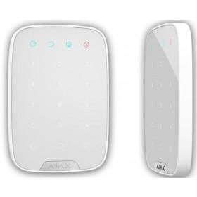 AJAX - KEYPAD 8706 Ασύρματο πληκτρολόγιο αφής, σε λευκό χρώμα