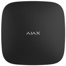 AJAX - FIRE PROTECT 8188 Ασύρματος ανιχνευτής καπνού και CO, σε μαύρο χρώμα